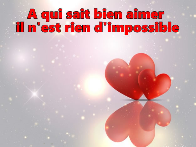 Phrases coeur d'amour