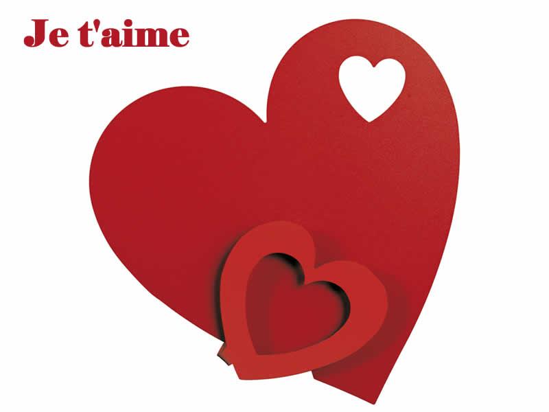 Image d'amour coeur