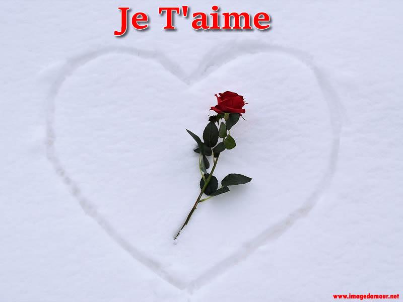 Image d'Amour Facebook
