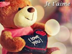 Images d'Amour Phrases