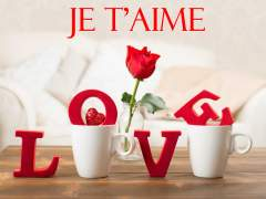 Photo d'Amour je t'aime