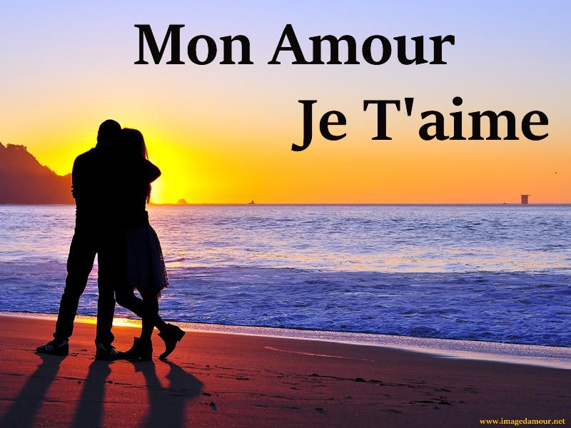 Mon Amour Je t'aime