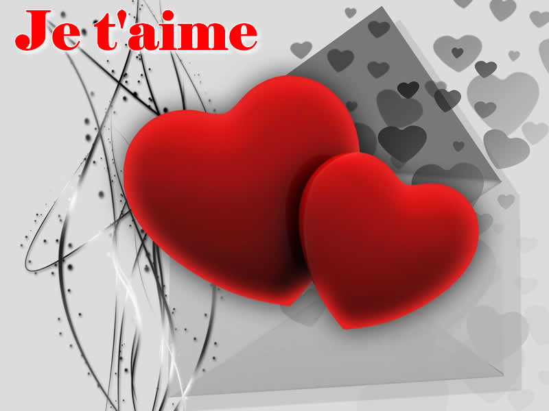 Photo d'amour coeur